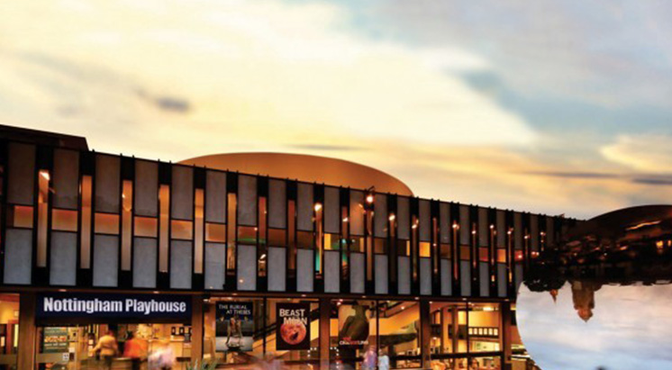Nottingham Playhouse awarded survival grant