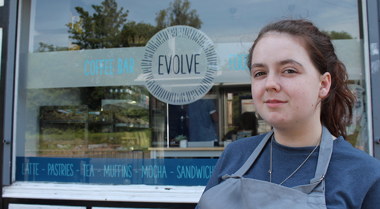 Evolve grows to become city's first wellbeing café